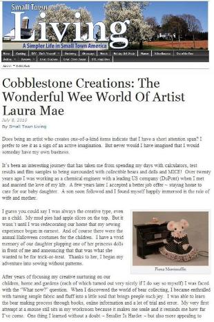 Learn more about Cobblestone Creations